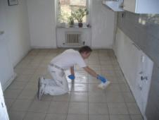 Küchenboden pvc